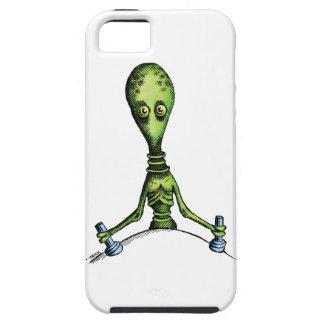 Alien Ride iPhone 5/5S Cases