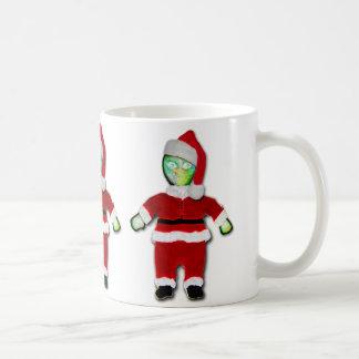 aLiEn Santa Mug! Coffee Mug