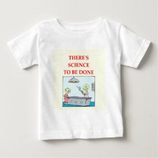 alien science joke shirt