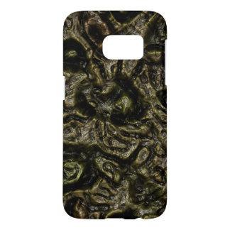 Alien Skin Olive Green Samsung Galaxy S7 Case