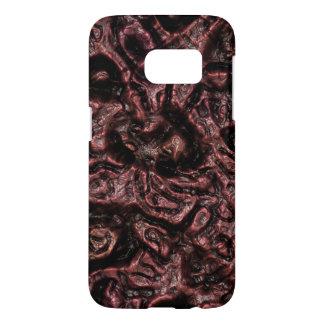 Alien Skin Red Samsung Galaxy S7 Case