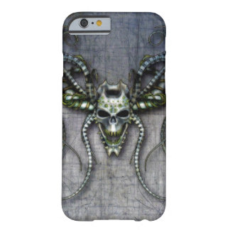 Alien Skull Barely There iPhone 6 Case
