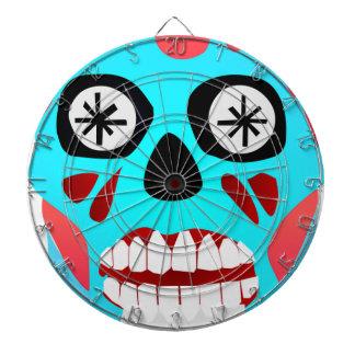 Alien Skull Dartboard