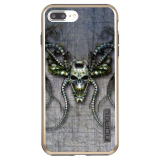 Alien Skull Incipio DualPro Shine iPhone 8 Plus/7 Plus Case