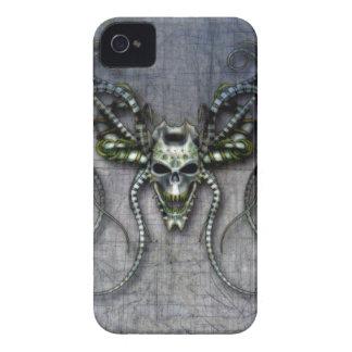 Alien Skull iPhone 4 Case-Mate Cases