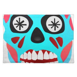 Alien Skull Placemat