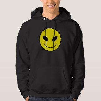 Alien Smiley Hoodie