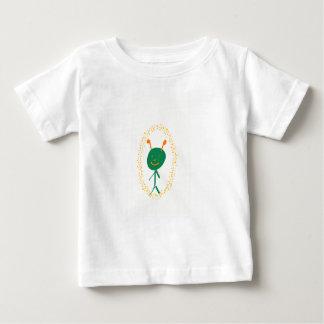 Alien stars baby T-Shirt