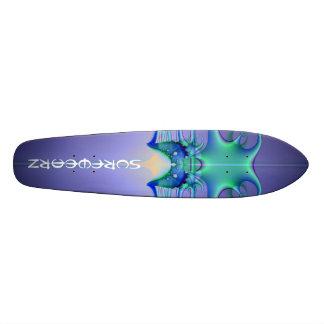 Alien Stingray Skate Board Decks