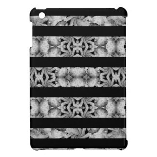Alien  Stripes Pattern iPad Mini Cover