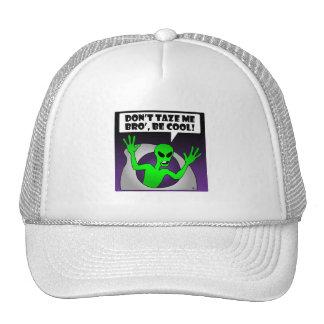ALIEN TAZE-1 TRUCKER HATS