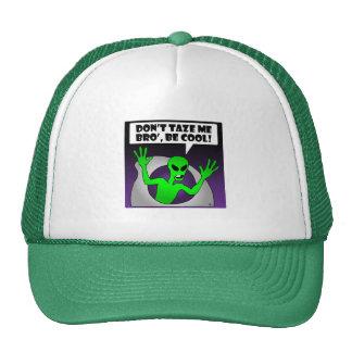 ALIEN TAZE-1 TRUCKER HAT