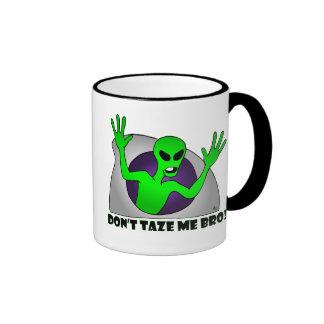 ALIEN TAZE-6 COFFEE MUGS