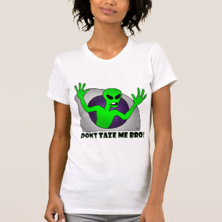 ALIEN TAZE-6 SHIRTS