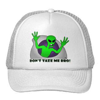 ALIEN TAZE-6 TRUCKER HAT