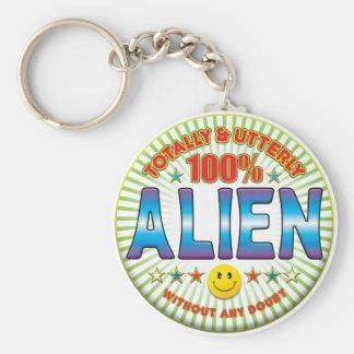 Alien Totally Key Chains