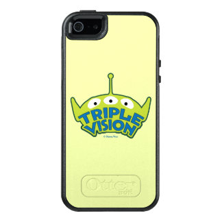 Alien Triple Vision OtterBox iPhone 5/5s/SE Case