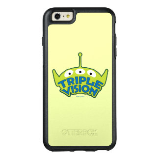 Alien Triple Vision OtterBox iPhone 6/6s Plus Case