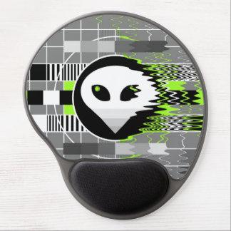 Alien TV gel mousepad