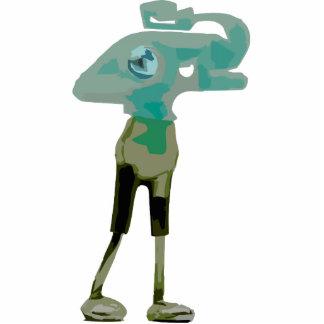 Alien Virtual Fotoescultura