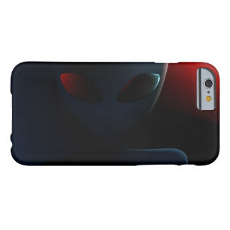 Alien visitor barely there iPhone 6 case