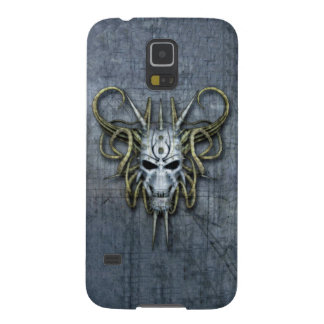 Alien Warrior Mask Galaxy S5 Covers