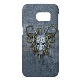 Alien Warrior Mask Samsung Galaxy S7 Case