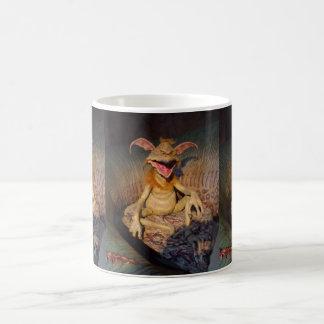 Alien White Coffee Mug