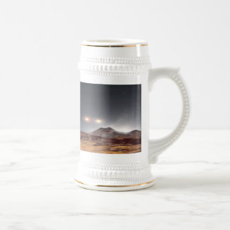 Alien World 18 Oz Beer Stein