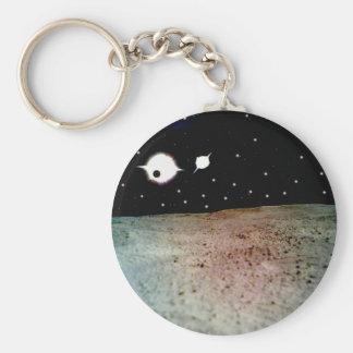 Alien World Keychain