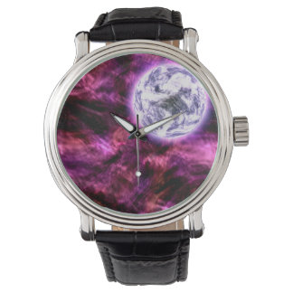 Alien World Outer Space Wild Planet Watch