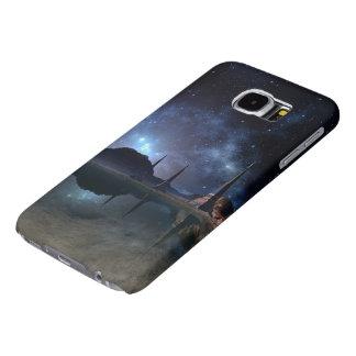 Alien World Samsung Galaxy S6 Cases