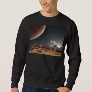 Alien World Sweatshirt