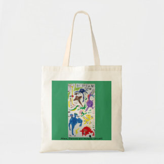 Aliends, Mutants Budget Totte Tote Bag