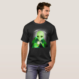 Aliens and pyramids T-Shirt