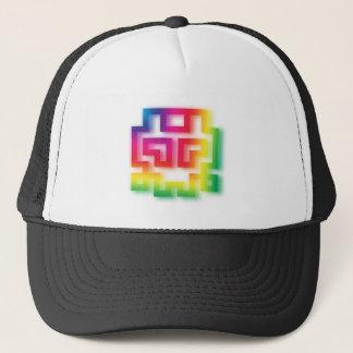 Aliens' aren't Gray - they're Rainbow ! Trucker Hat