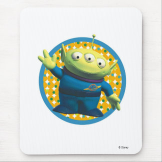 Aliens Disney Mouse Pad