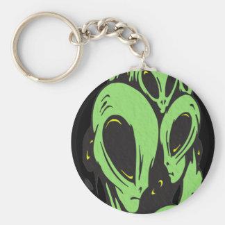 Aliens Key Chains