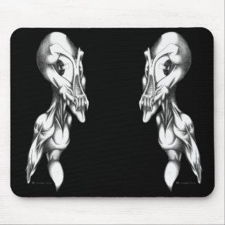 Aliens Mouse Pad