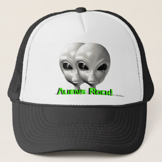 Aliens Rock Hat 15A