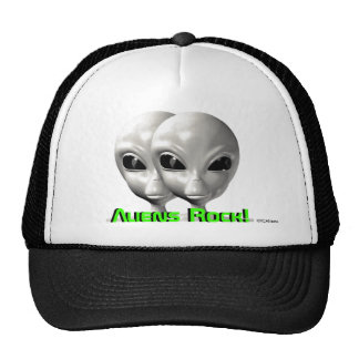 Aliens Rock Hat 15A