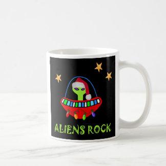aLiEnS ROCKin' ! Coffee Mug
