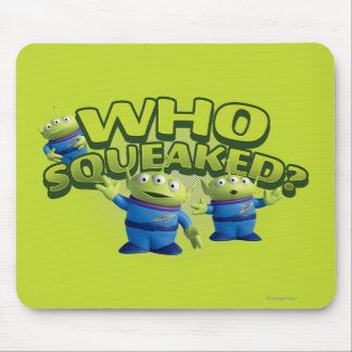 Aliens: Who Squeaked Mouse Pad