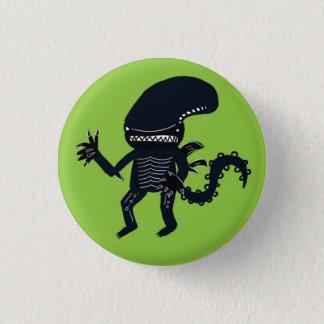 Alienses 1 Inch Round Button