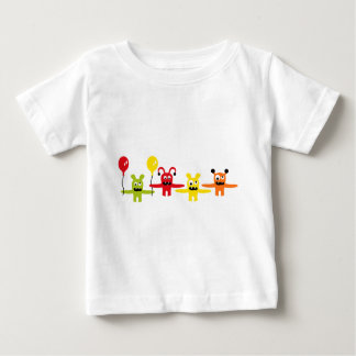 AliensParty2 Baby T-Shirt