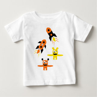 AliensParty5 Baby T-Shirt