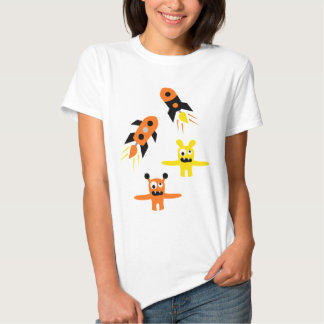 AliensParty5 T Shirts