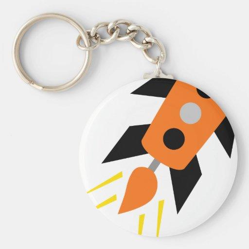 AliensPartyP11 Keychain