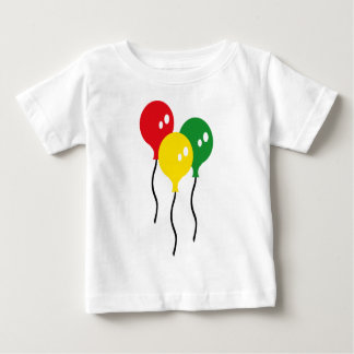AliensPartyP7 Baby T-Shirt