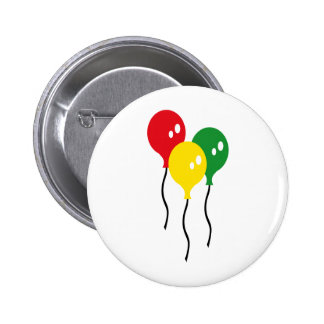 AliensPartyP7 Pinback Buttons